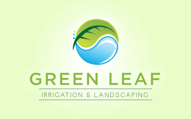 Greenleaf Irrigation Landscape Logo