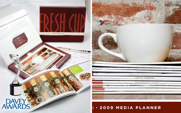 Fresh Cup Magazine 2009 Media Kit