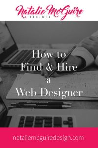 How to Find & Hire a Web Designer