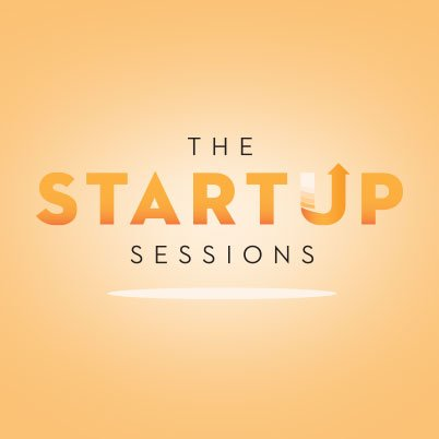the startup sessions business coach logo design