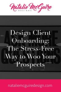 Design Client Onboarding: The Stress-Free Way to Woo Your Prospects