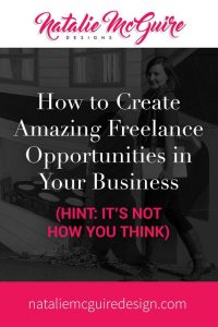 How to Create Amazing Freelance Opportunities in Your Business